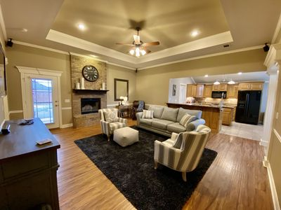 Photo for Gorgeous Amarillo Home, Close to Everything