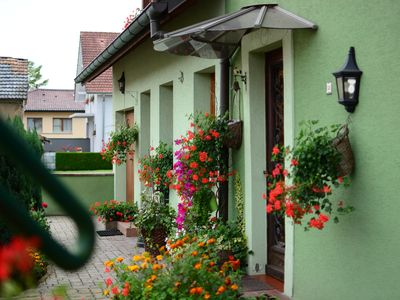 Photo for Guewenheim Haut-Rhin cottage for 4 people