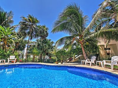 Stunning Akumal Condo w/ Superb Caribbean Views!