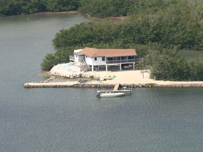 Photo for private & secluded gulf side single family house with no immediate neighbors
