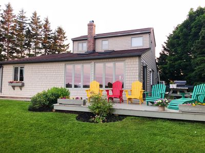 Photo for Beautiful Cottage located in Stanley Bridge- Red Island Getaway