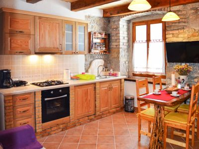 Photo for Apartment Roža  in Roč, Istria - 4 persons, 2 bedrooms