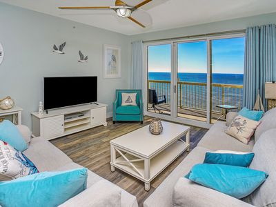 Photo for UNIT1204. OPEN 4/21-27 ONLY $1824 TOTAL! UPGRADES GALORE! FREE BEACH SERVICE!