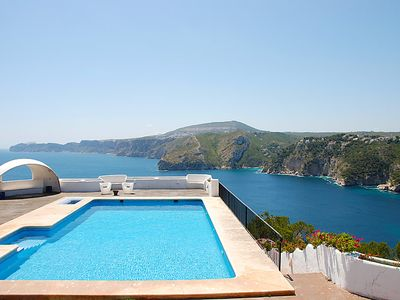 Photo for Vacation home Costa  in Jávea, Costa Blanca - 10 persons, 5 bedrooms