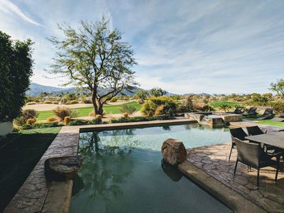 Photo for PGA West Private Pool/Spa on the #6 Hole Norman Course