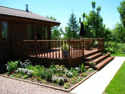 Photo for 2 bedroom Log Cabin in South Molton - ISLVI