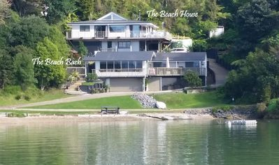 Photo for The Beach House, Water's Edge, Bay of Islands