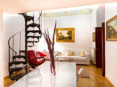 Photo for trevi spain charming apartment in the heart of Rome