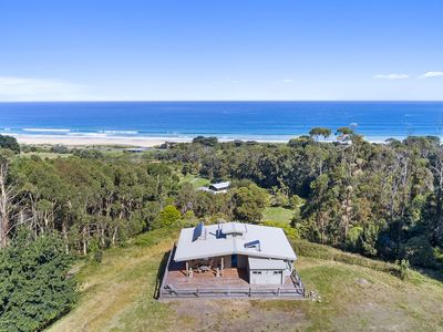 Photo for Spring House - Spectacular views of the ocean and beach