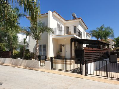 Photo for Fabulous 3 bed villa located 5 minutes from Pernera Town & 5 minutes from Beach