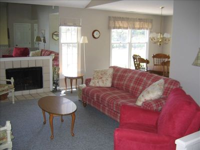 Photo for Pet-friendly condo offers perfect Evian location central to HHI. Book Today!