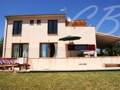 Photo for Finca with pool, quiet area with stunning views of the valley