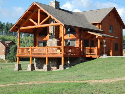 Photo for Deluxe Accommodations In The Heart Of The Black Hills