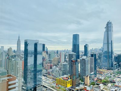 Photo for TIMES SQ PENTHOUSE>Luxury 3BR 2BA High FLOOR ~City & River Views