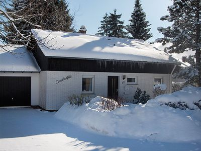 Photo for Vacation home Drachenfels in Dittishausen - 6 persons, 3 bedrooms
