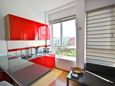 Photo for Apartment next to central bus station: CHIC FLAT TRIANA