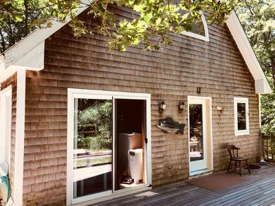 Photo for Private Cottage on Family compound in West Tisbury Martha's Vineyard