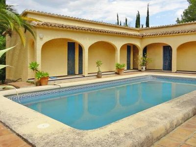 Photo for Holiday home, Pedreguer  in Costa Blanca - 4 persons, 2 bedrooms