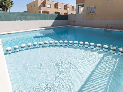 Photo for ALMA - Chalet with shared pool in Guardamar De La Safor.