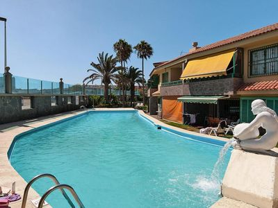 Photo for Holiday flat, San Agustín  in Gran Canaria - 4 persons, 2 bedrooms