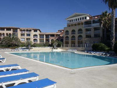 Photo for 2 bedroom Apartment, sleeps 5 in Curet with Pool and WiFi