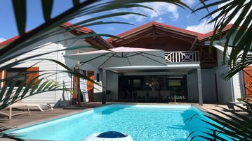 Villa Starbay soft relaxing atmosphere.