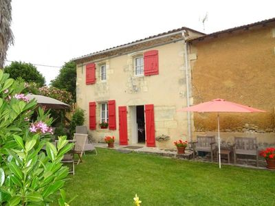 Photo for Gite Berson, 2 bedrooms, 4 persons