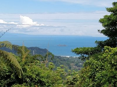 Beautiful Pacific Ocean, Drake's Bay and Forest Views