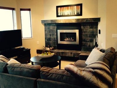 Photo for 4 Bedroom & Den + Hot Tub Located in the Main Whistler Village