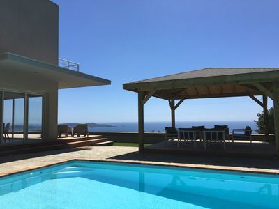Photo for Prestige luxury house sea view pool 5 bedrooms private area