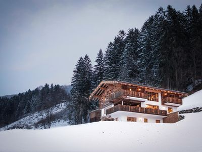 Photo for Holiday house Hart im Zillertal for 4 - 8 persons with 4 bedrooms - Holiday house
