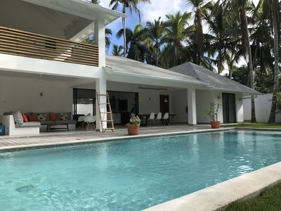Photo for Casa Panama Modern Villa 5 Bedrooms 250m Beach-