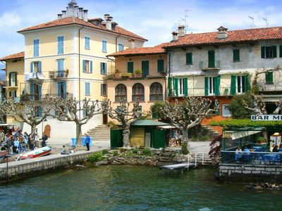 Photo for Only 10 metres from the shores of Lake Maggiore