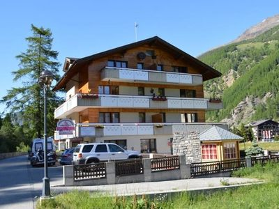 Photo for Saas-Grund Apartment, Sleeps 4 with WiFi