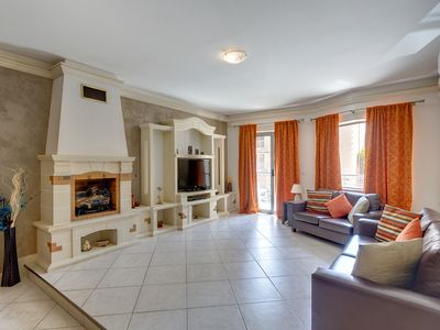 Photo for Charming Apartment in Qawra