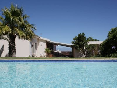 Photo for Confortable villa with stuning views, nice garden and amazing swimming pool