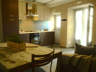 Photo for Langa 4 Love is a holiday apartment in the historic center of Novello (Langhe)