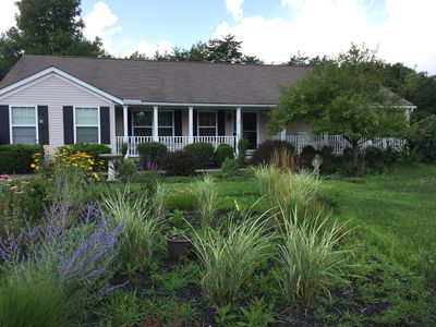Photo for Family-sized (4 bedroom) home only 1.5 Miles to Cantwell Cliffs (Pet Friendly)
