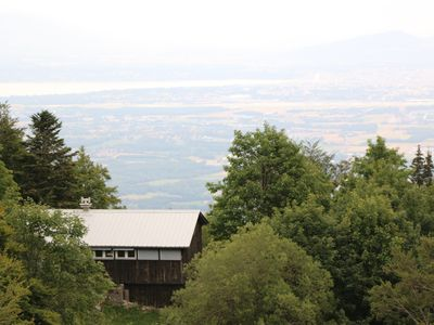 Photo for Chalet / Mountain cottage located at the arrival of Telecabine de Crozet -