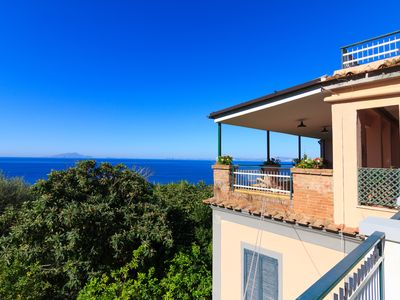 Photo for 4BR Chateau / Country House Vacation Rental in Sorrento, Campania