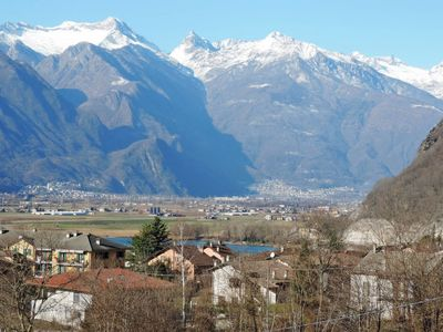 Photo for Apartment Ferienwohnung (LMZ151) in Lago di Mezzola - 5 persons, 1 bedrooms