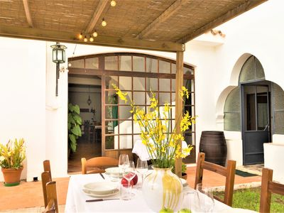 Photo for Elegant Holiday Villa Casa di Nonna Ida with Terraces & Garden; Parking Available, Pets Allowed