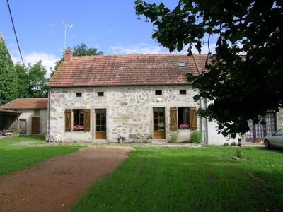 Photo for Gite Malicorne (Allier), 3 bedrooms, 6 persons