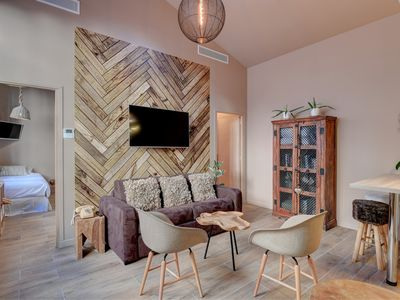 Photo for Center Cannes Forville market 2 rooms nature !!!