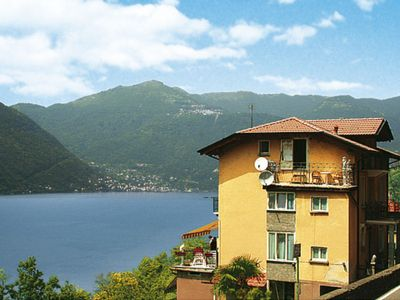 Photo for Apartment Casa Erminia (NSO110) in Nesso - 4 persons, 2 bedrooms