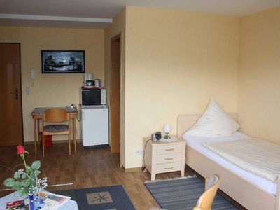 Photo for Single Room - Pension Haus Abendrot - Pension Haus Abendrot