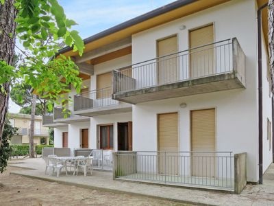Photo for Bibione Pineda Apartment, Sleeps 8 with Air Con