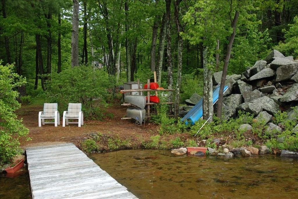 Enchanting Rockwood Pond Home with Hot Tub! Has Secure