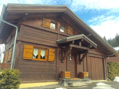 Photo for 3 bedroom chalet