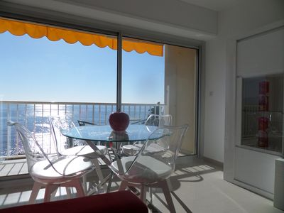 Photo for 2BR Apartment Vacation Rental in Cap-d'Ail, Provence-Alpes-Côte d'Azur